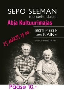 Eesti mees ja naine