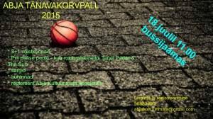 Tänavakoss_plakat