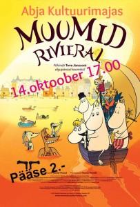 Estinfilm_Muumid_Rivieral_poster